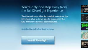 Microsoft Silver Light Bbc Webwise How Do I Install The Microsoft Silverlight Plug In