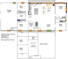home building floor plans 17 best morton home buildings floor plans images on