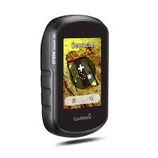 Garmin Europe Maps by Garmin Gps Etrex Touch 35 Handheld Navigation Device Topo Active