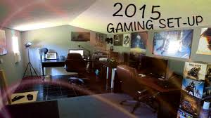 Awesome Bedroom Setups Cool Gaming Bedroom Ideas Gamers Room Home Design Ideas With Cool