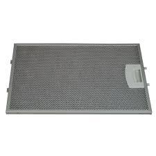 grille hotte cuisine 74x5757 filtre metal hotte 90 375 x 215 m m achat vente