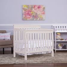 Convertible Mini Crib On Me Aden 4 In 1 Convertible Mini Crib Reviews Wayfair