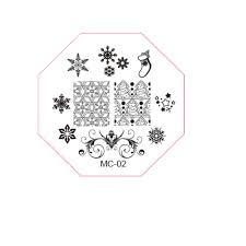 aliexpress com buy 1pcs new polish nail stamping plates