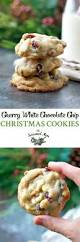 soft chewy and oh so good these cherry white chocolate chip