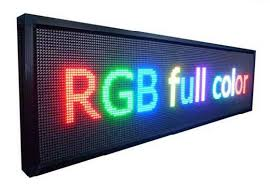 lighted message board signs led signs nigeria digital signage moving sign display led