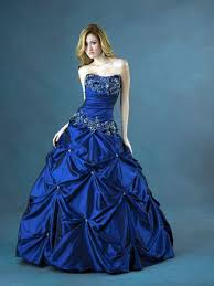 how to choose best royal blue dress 2014
