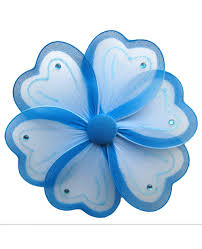 bathroom hanging wall flower decor nylon flowers for home