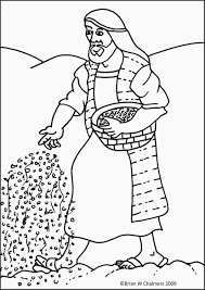 lost coin for parables of jesus coloring pages glum me