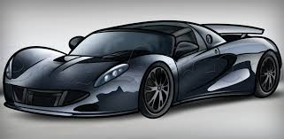 cartoon lamborghini drawn lamborghini hennessey venom gt pencil and in color drawn