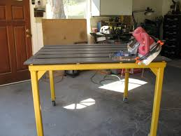 Buildpro Welding Table by Strong Hand Welding Table Clone