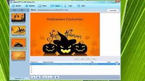 halloween background dvd powerpoint to dvd powerpoint on lg tv how to play powerpoint on