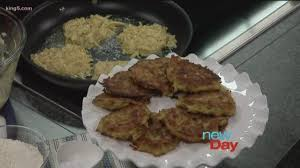 cuisine pour cing car king5 com delicious latkes with a sophisticated twist by danielle