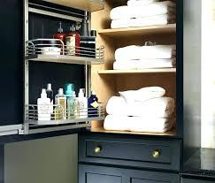 Bathroom Cabinet Storage Organizers Organize Bathroom Vanity Bathroom Cabinet Shelves Bathroom Cabinet