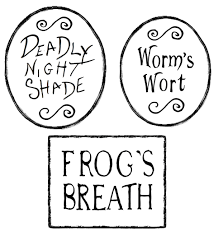 halloween jar labels free printables nightmare b4 christmas free printable