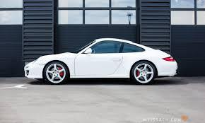 Porsche 911 White - 2009 porsche 911 carrera 4s coupe lamborghini calgary