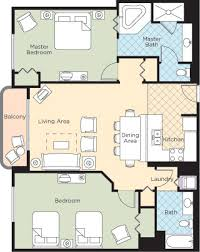 Wyndham Bonnet Creek Floor Plans Florida U2013 Daytona Beach U2013 Ocean Walk Vacation Resorts R Us