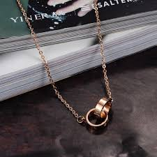 cartier love necklace images Cartier jewelry sold 14k love necklace rose gold poshmark jpg
