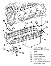 chevy 305 engine diagram