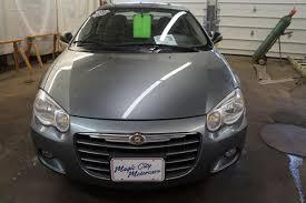 2003 Chrysler Sebring Interior Chrysler Sebring 4 Door In Ohio For Sale Used Cars On Buysellsearch