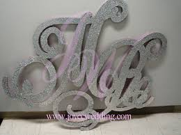 wedding backdrop name design design backdrop name with silver sparkle joyce wedding services