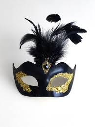 black and gold masquerade masks women s vanity black gold masquerade mask