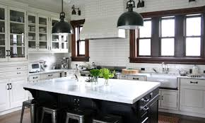Kitchen Hood Island by Kitchen Designer Tiles Tube White Shine Unique Formed Crystal