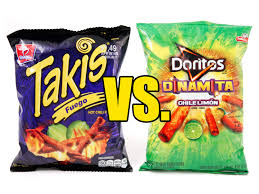 Coolest Doritos Bag Child U0027s Taste Test Takis Tak Alikes Eats