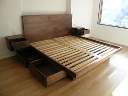Beds With Drawers Best 25 Bed With Drawers Ideas On Pinterest Bed Frame With