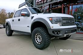 Ford Raptor Race Truck - ford raptor with 17in method racing nv wheels exclusively from