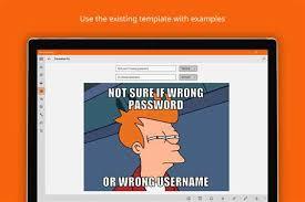 Draw It Again Meme Template - get meme generator microsoft store