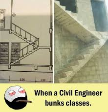 Civil Engineer Meme - dopl3r com memes 03 50 when a civil engineer bunks classes