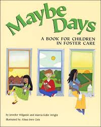 maybe days a book for children in foster care