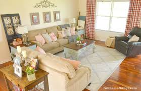 french country farmhouse living room reveal fun home things