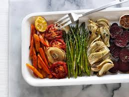 Roasted Vegetable Recipes by Oven Roasted Vegetable Recipes Devour Cooking Channel