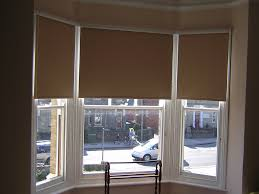 roller blinds angled bay window mercury blinds colchester