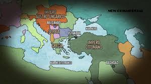 impero ottomano la prima guerra mondiale ep 08 la dell impero ottomano e