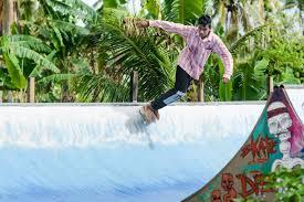 Backyard Skateboarding Photos Of Tonga U0027s New Skate Scene Vice
