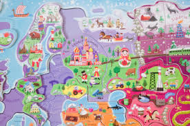 World Map For Kids Learning At Home Fun With The World Map Magnetic
