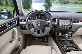 volkswagen rabbit truck interior five cool 2015 volkswagen touareg interior details