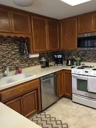 cheap kitchen backsplash the 25 best vinyl tile backsplash ideas on easy