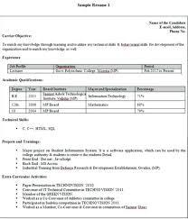 Civil Engineering Resume Templates Sample Of Resume For Civil Engineer Sample Resume Templates Resume