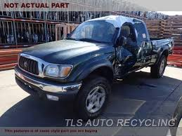 tacoma toyota 2003 used oem toyota tacoma parts tls auto recycling