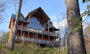 Five Bedroom Gatlinburg Cabin RentalsSmoky Mountains Cabin Rentals - 5 bedroom cabins in pigeon forge tn