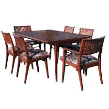 Drexel Dining Room Furniture Drexel Counterpoint Table And Six Chairs Designed By John Van