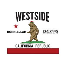 California Republic Flag Born Allah Westside Westside Remix Vinyl Single Album Stream