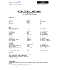 Hobbies And Interests For A Resume Resume Examples Of Hobbies Augustais