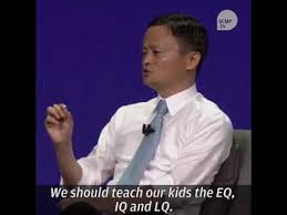 alibaba group itu apa love quotient by jack ma speech youtube