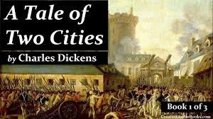 a tale of two cities by charles dickens audio book