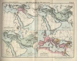 Babylonian Empire Map Hipkiss U0027 Scans Of Old Empires Maps