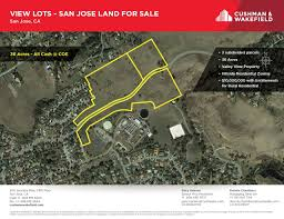 City Of San Jose Zoning Map by San Jose Real Estate Market Conditions Pacific Union